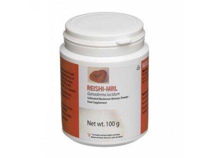 Reishi MRL - mycélium/biomasa, prášek 100g