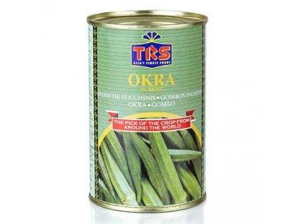 Okra (Ibiškovec jedlý) ve slaném nálevu TRS 400g