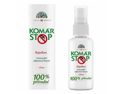 Komár Stop - Repelent, Herbamedicus, Swiss 50ml