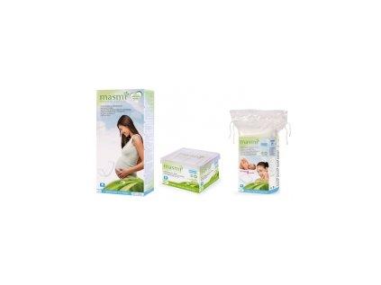 Set pro maminky z organické bavlny MASMI BAL13