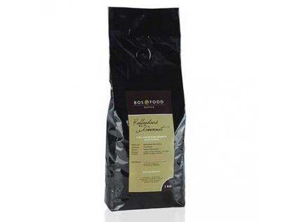 100% vysokohorská káva Arabica, celá zrna, BOS FOOD Gourmet cafe 1kg