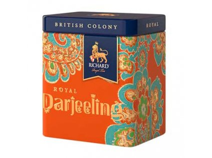 Royal Darjeeling - Černý sypahý čaj Richard 50g
