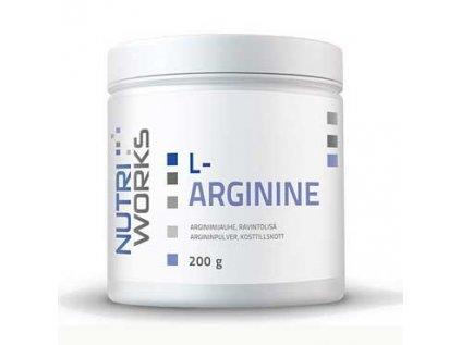 L-Arginine NutriWorks 200g