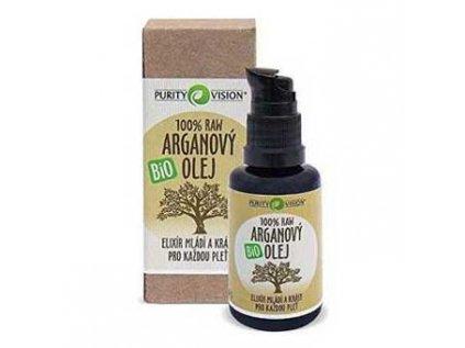 Arganový olej Bio, Purity Vision 100ml