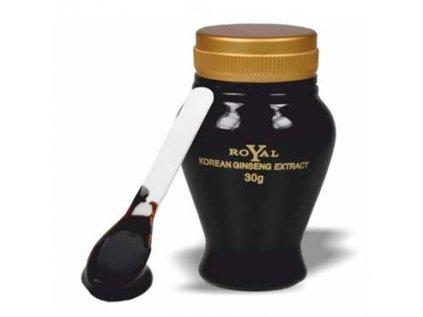 Ženšen koncentrát - protistresová a vitalizační kúra Royal Ginseng extrakt 30g
