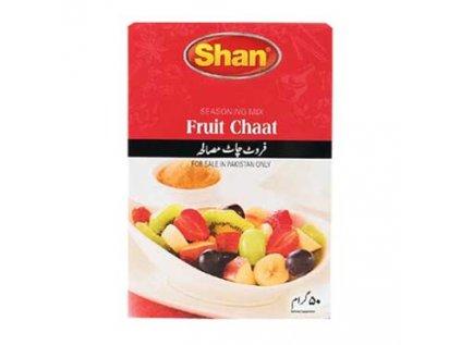 Fruit Chaat Masala - ovocná masala Shan 50g