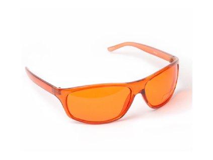 Barevné brýle ADIUVIS® Color:  ORANŽOVÁ BB-Org