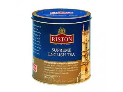 Supreme English Tea Sri Lanka Riston 100g