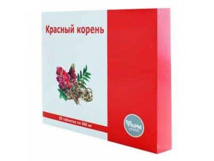 Kopyšník tmavý - Červený kořen 50 tablet