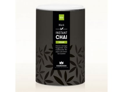 BIO Vegan Chai Latte - Černý, Stimulující Cosmoveda 200g