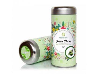 Bio Green detox (moringa, mladý ječmen, chlorella, triphala) 70g