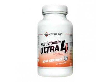 Carne Labs Ultra 4 multivitamin 120tab.