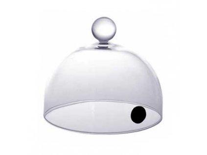 Aladin Rubi skleněný poklop s ventilem 13 cm (pro kouření-super Aladin) 100% Chef