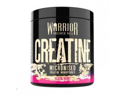 Creatine Micronised, blazin berry 300g