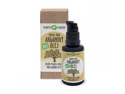 Arganový olej Bio, Purity Vision 30ml