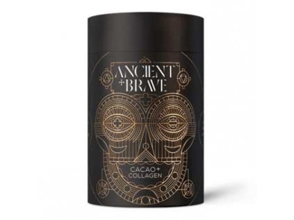 Cacao + Grass Fed Collagen, Ancient+Brave 250g