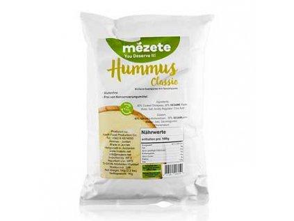 Hummus Classic, cizrna se sezamovou pastou, mézete, 1kg