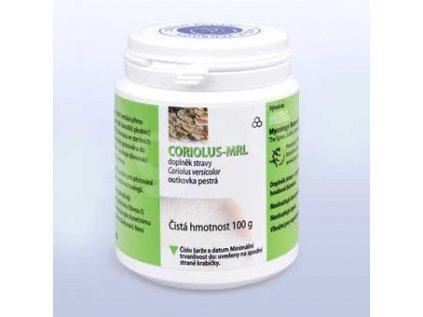 coriolus MRL biomasa