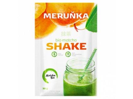 matcha merunka shake