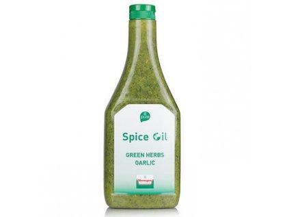 korenici olej bylinky