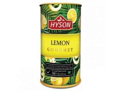 lemon zeleny caj
