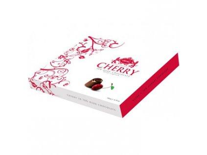 visne v cokolade