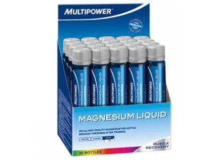 Multipower Magnesium Liquid 20 x 25 ml