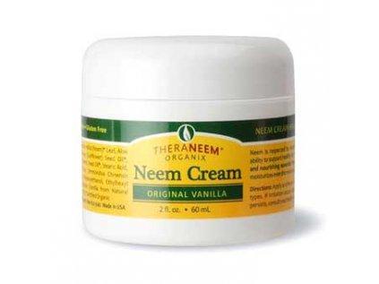 Nimbový pleťový krém - TheraNeem™ Leaf and Oil Cream 60 ml