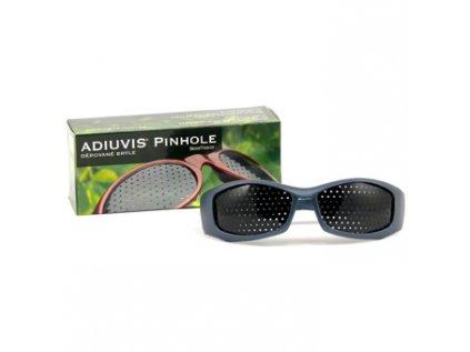 Děrované brýle ADIUVIS Pinhole CVH MG