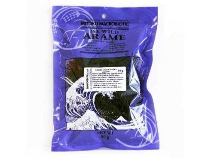 Arame Original Mitoku, Japonská hnědá řasa 50g