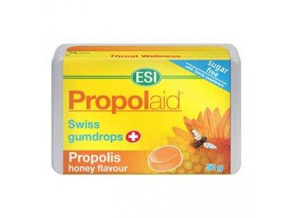 Propolisové bonbóny se steviol glykosidy Propolaid ESI 50g