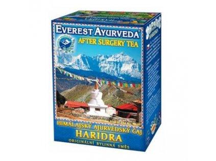 HARIDRA - Ájurvédský čaj - Pooperační rekonvalescence, Everest Ayurveda 100g