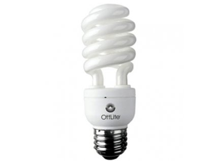 Plnospektrální kompaktní zářivka Ott-Lite Full Spectrum 15W E27