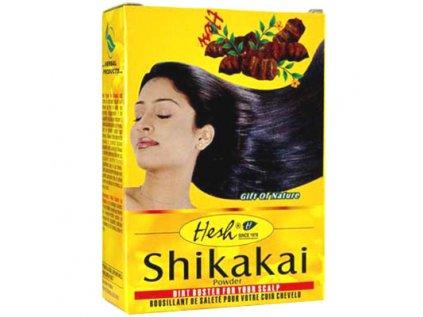 HESH SHIKAKAI prášek - ajurvédský vlasový šampon 100g