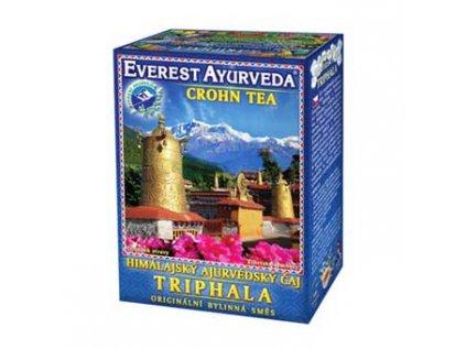 TRIPHALA - Ájurvédský čaj - Pročištění trávicího ústrojí a detoxikace, Everest Ayurveda 100g