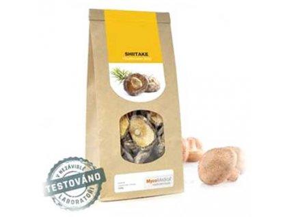 Shiitake - Houževnatec jedlý (Lentinula edodes) sušený 100g