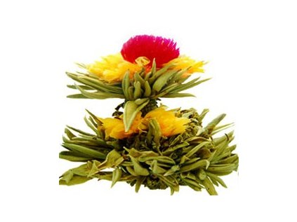 Kvetoucí čaj Mlhavé červánky