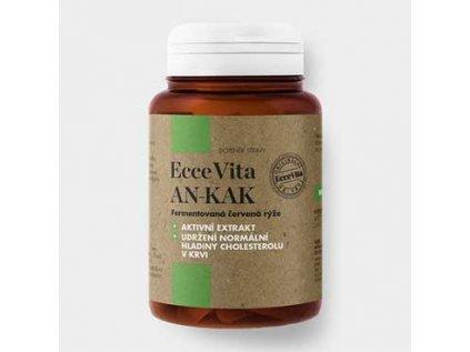 An-kak - extrakt z červené rýže 60cps.