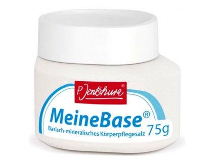 Zásadito-minerální sůl do koupele Meine Base 75g