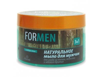 Tajga mýdlo For men s extraktem mořských řas a arnikou, pro muže Floresan 450g