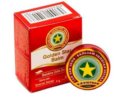 Balzám Zlatá hvězda 4g