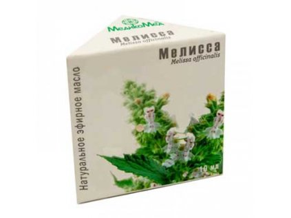 Éterický olej Meduňka Medikomed 10ml