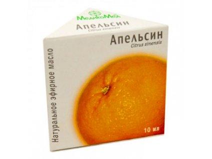 etericky olej pomeranc