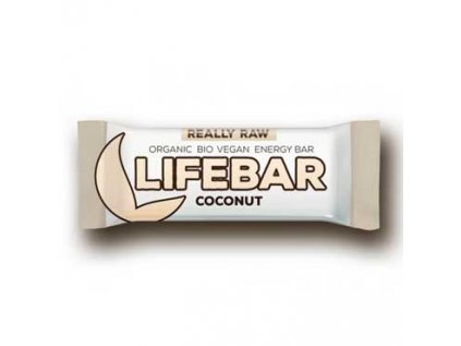 Lifebar VITA tyčinka BIO kokosová 47g