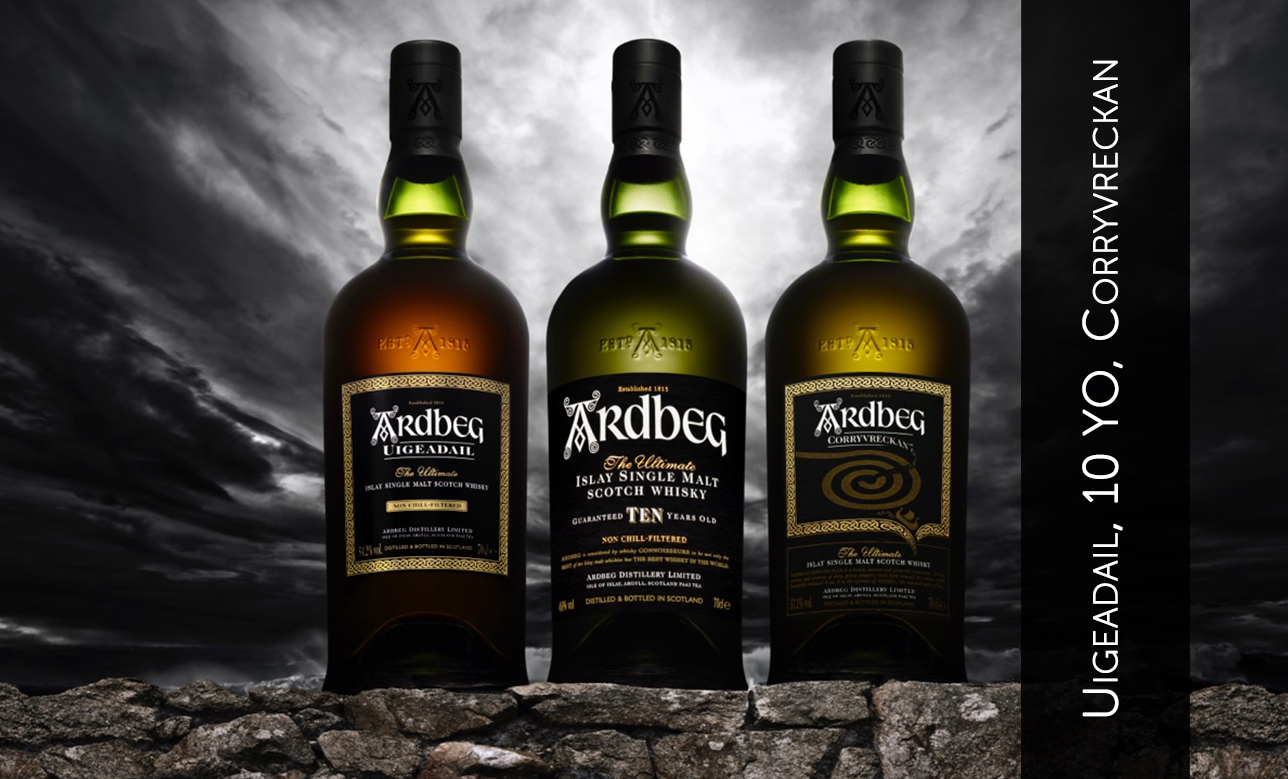 ARDBEG Single Malt Whisky