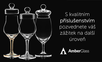 Skleničky AmberGlass