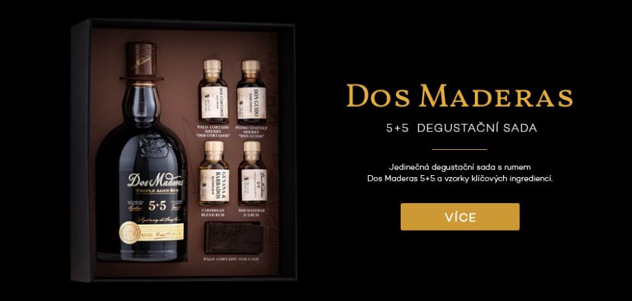 Dos Maderas 5+5 Tasting Set