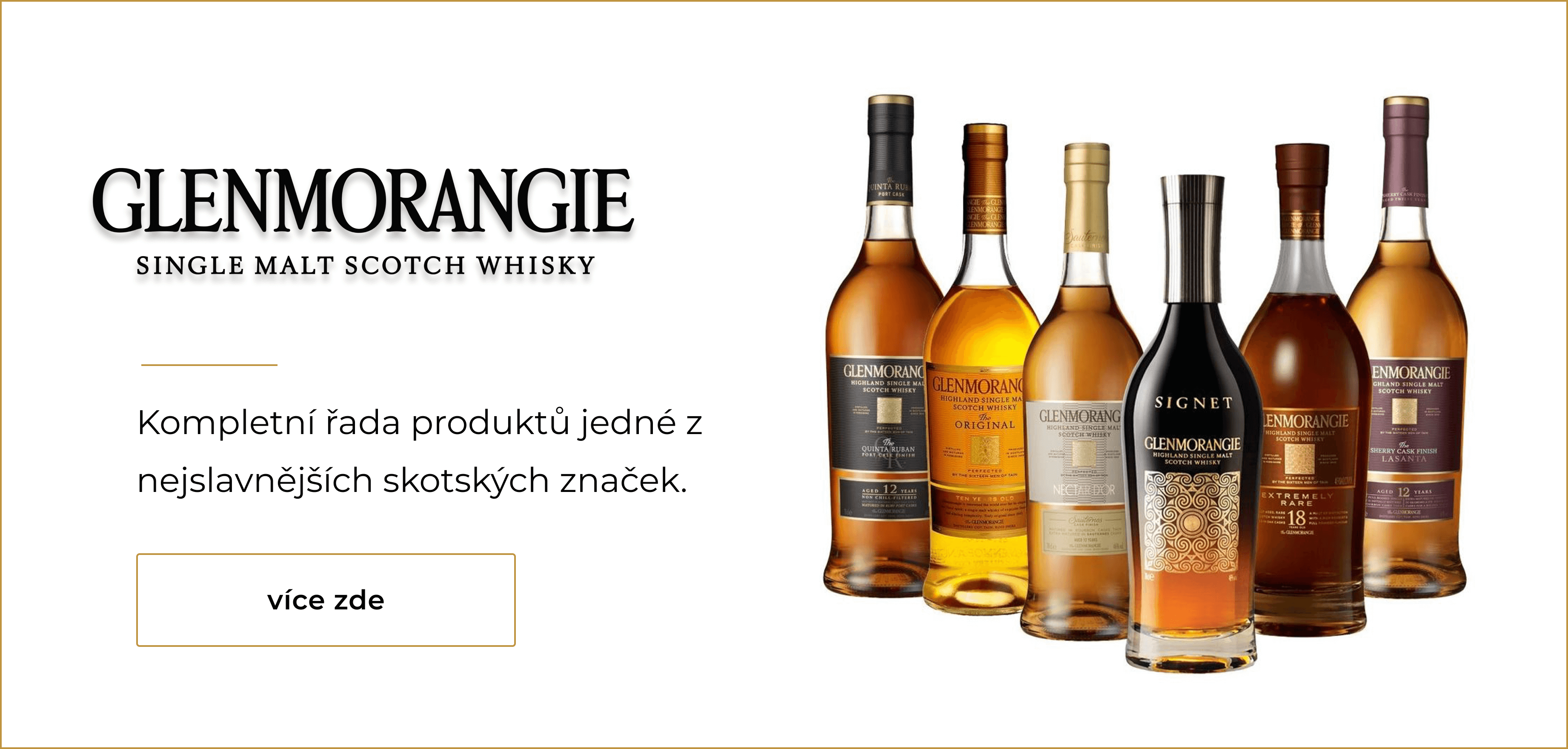 glenmorangie whisky na espirits