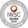 IWSC2014-Silver-Medal_award