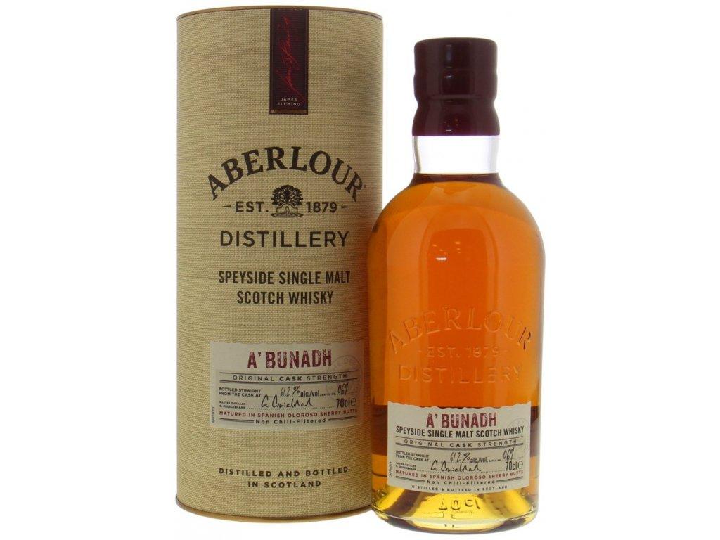 whisky Aberlour a'bunadh batch 69